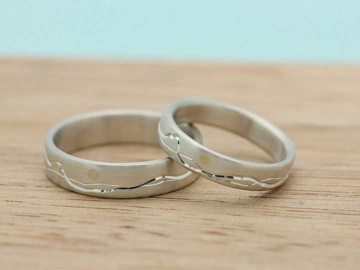 Tmx 1413589388790 Handmade Weddingbands 1 11 Port Townsend wedding jewelry