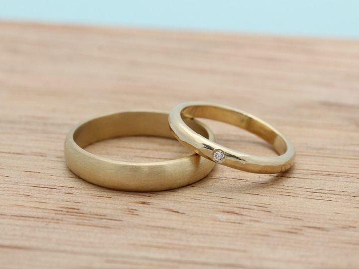 Tmx 1413589573727 Handmade Weddingbands 14 Port Townsend wedding jewelry