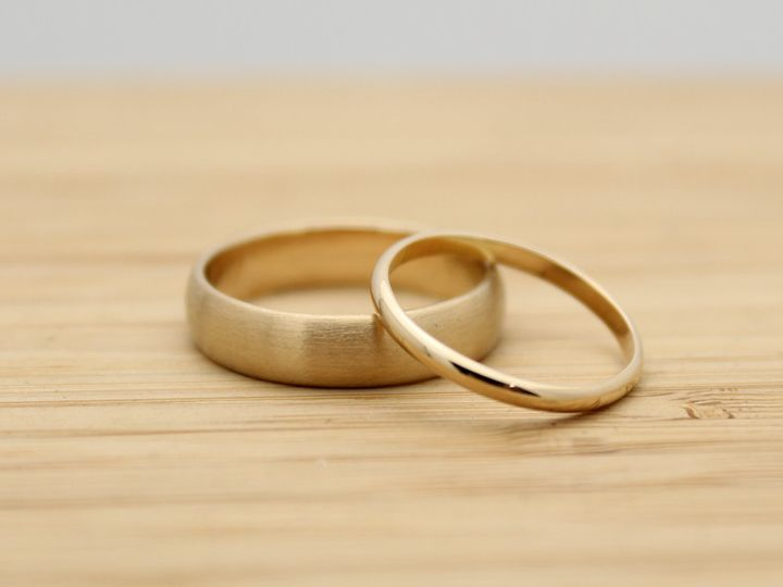 Tmx 1413589595557 Handmade Weddingbands 1 41 1 Port Townsend wedding jewelry