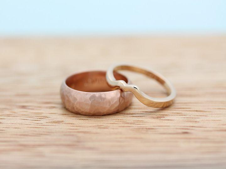 Tmx 1413589610651 Handmade Weddingbands 1 3 Port Townsend wedding jewelry