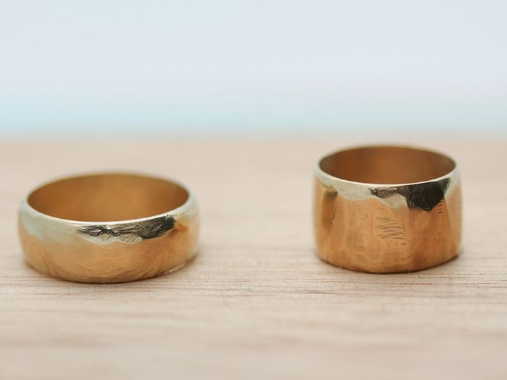 Tmx 1413589614000 Handmade Rings 11 Port Townsend wedding jewelry