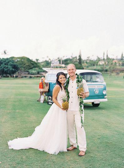 Kaanapali Wedding