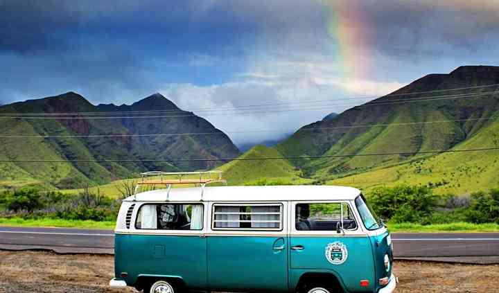 The Maui Photo Bus