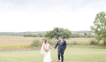 The wedding of Matthew and Haley