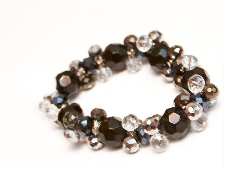 Tmx 1297299230760 BlackandwhitecrystalsW Janesville wedding jewelry