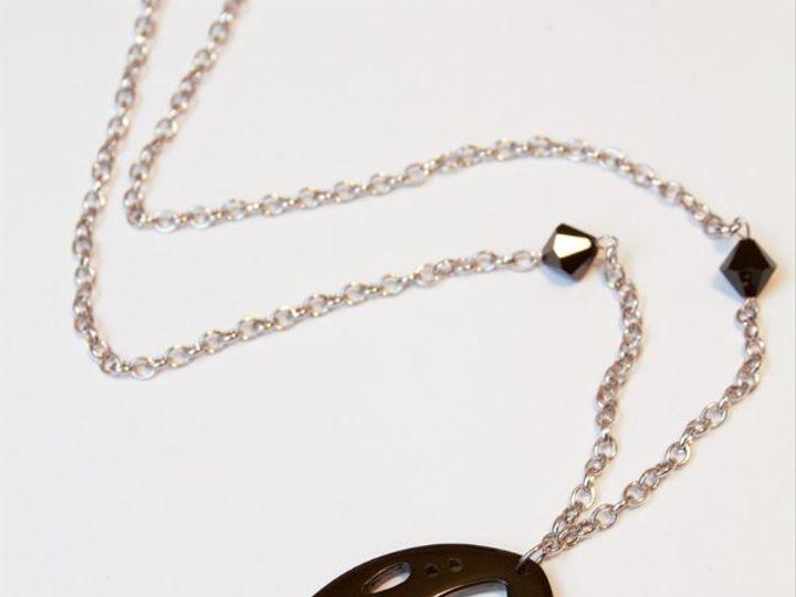 Tmx 1297299281979 BlacklacenecklaceW Janesville wedding jewelry
