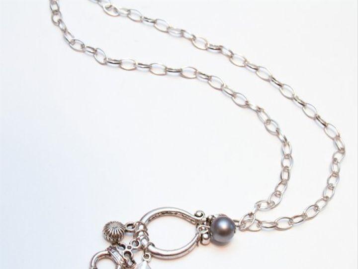 Tmx 1297299364776 CharmnecklaceW Janesville wedding jewelry