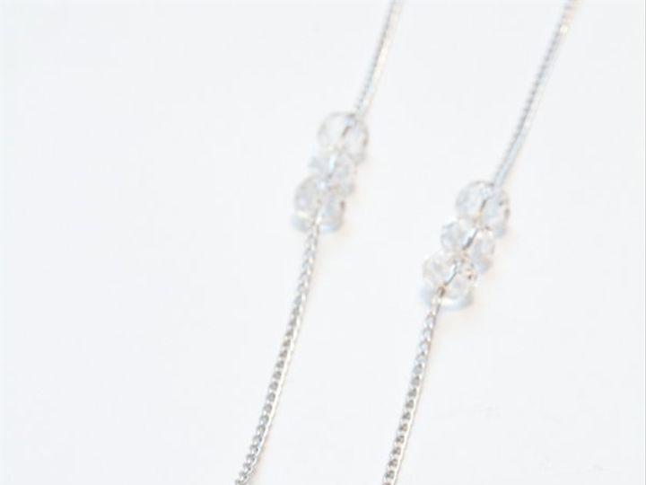 Tmx 1297299400213 CrystalnecklaceW Janesville wedding jewelry