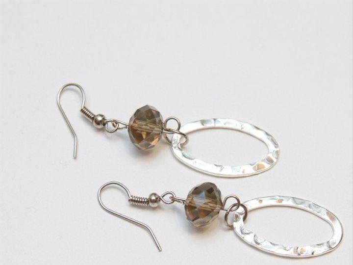Tmx 1297299421448 Grayandsilverearrings2W Janesville wedding jewelry