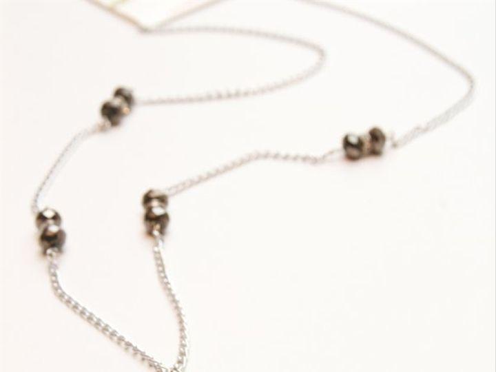Tmx 1297299451979 GraypearlnecklaceW Janesville wedding jewelry