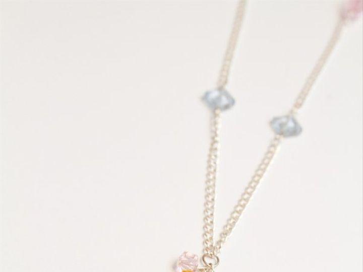 Tmx 1297299486369 MulticolornecklaceW Janesville wedding jewelry