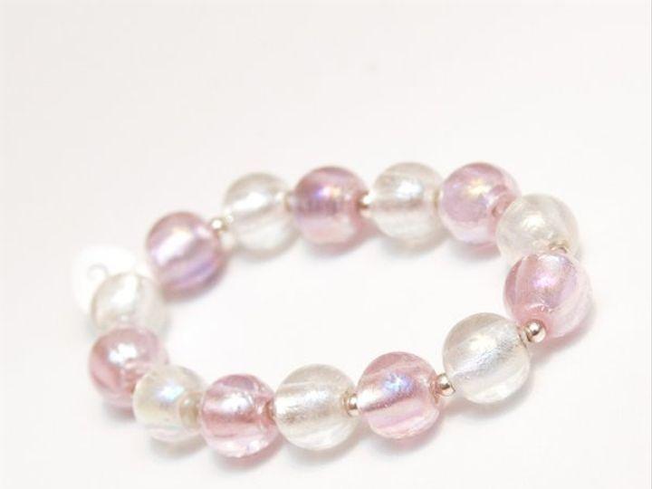 Tmx 1297299502213 PinkandwhitebraceletW Janesville wedding jewelry