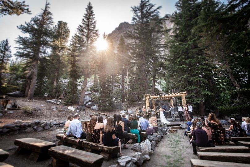 Forest Chapel, Mammoth Lakes