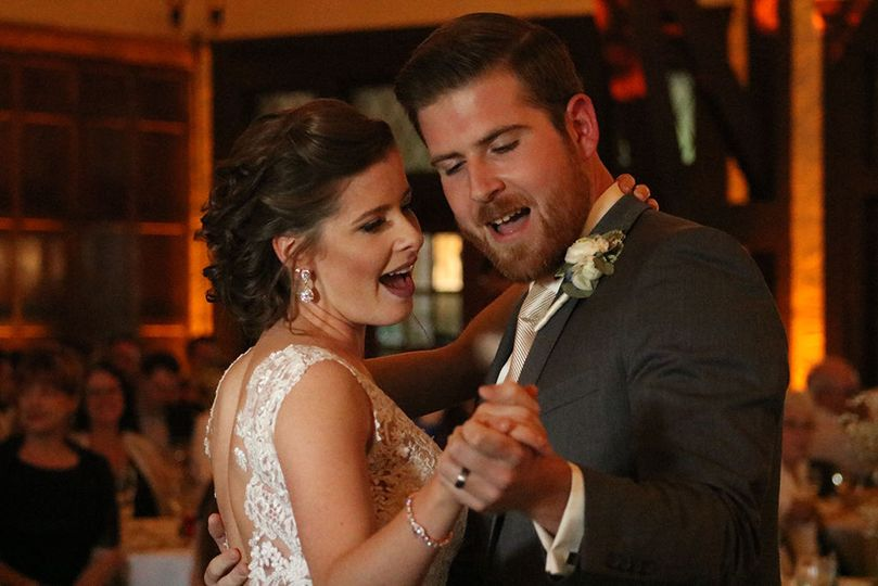 Dancing as a married couple