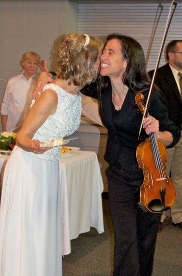 We were able to play for a wedding for a friend!  Congratulations, Jonel!