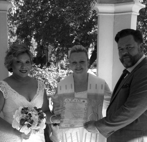 King William Park Wedding