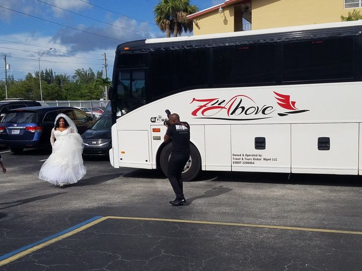 Tmx 1501677924201 Wedding Bridecoachbus Hallandale wedding transportation