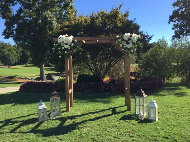 Tmx Fall Wedding Back Drop 51 51062 1556134013 Davidson, NC wedding venue