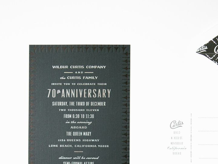 Tmx 1375727959532 1.9.13 3 Minneapolis wedding invitation