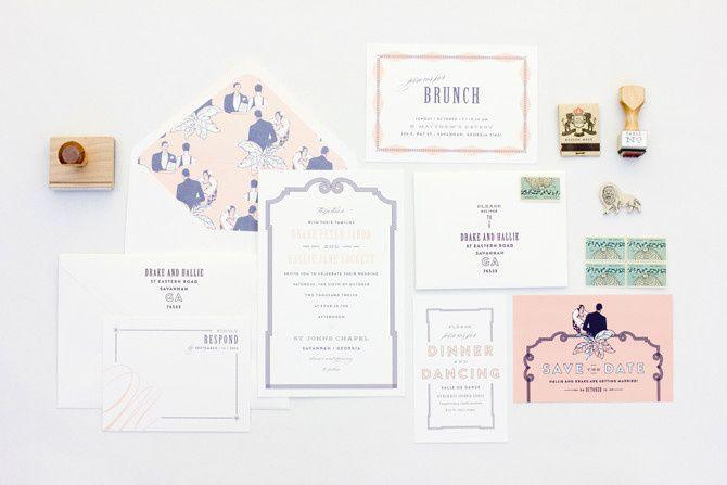 Tmx 1375729523730 Maemaedrake1 Minneapolis wedding invitation