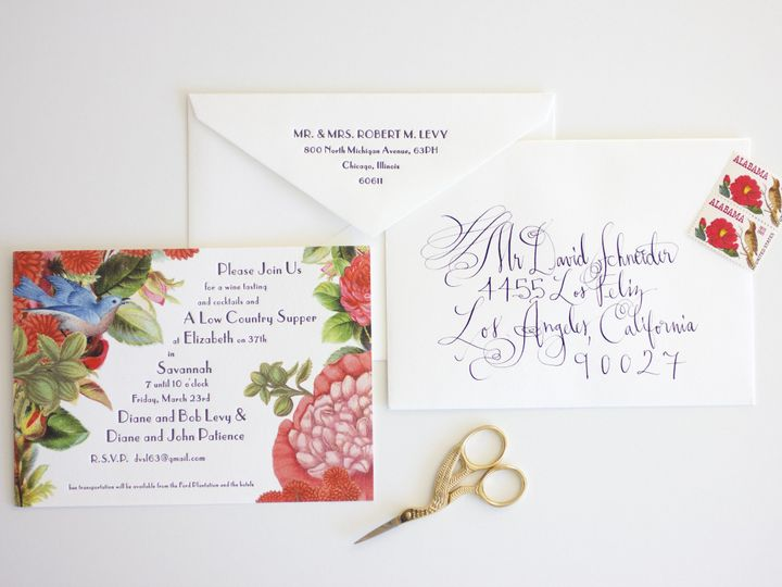 Tmx 1375730954225 Maemaeparty1 Minneapolis wedding invitation