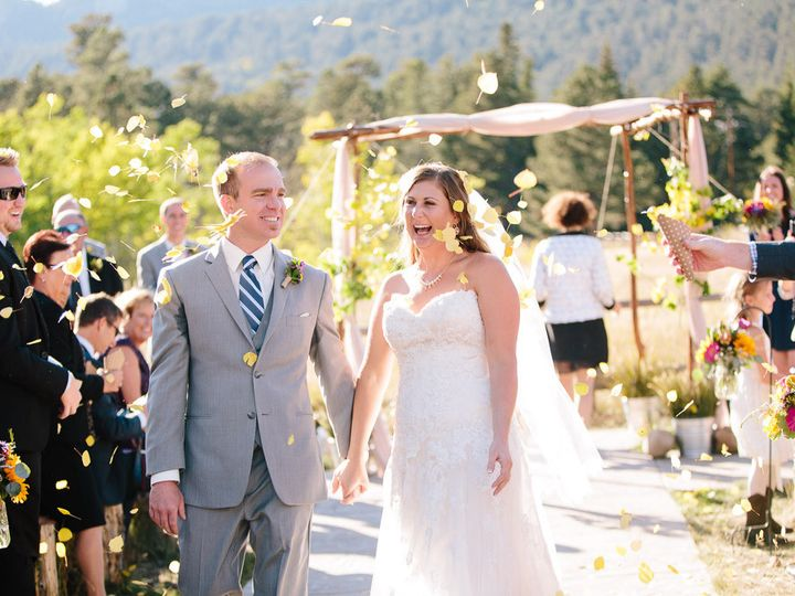 Tmx 1479073717519 Wild Basin Lodge Real Weddingdebbie And Jay3 Allenspark wedding venue
