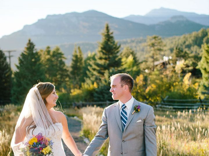 Tmx 1479073743888 Wild Basin Lodge Real Weddingdebbie And Jay7 Allenspark wedding venue