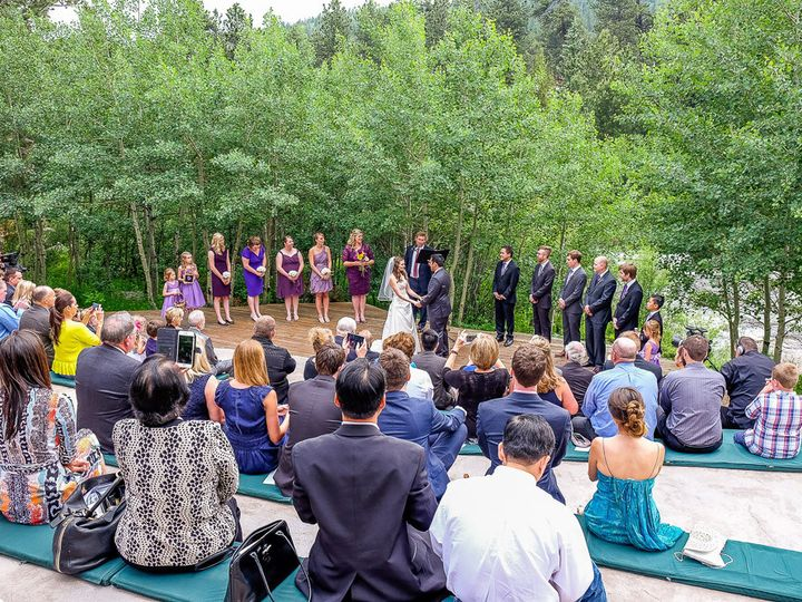 Tmx 1479149127651 Kate And Tony River 7 Allenspark wedding venue