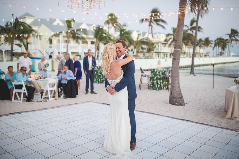 southernmost beach resort wedding kw 96 51 602062