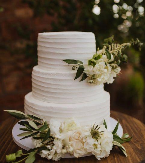 Cake florals