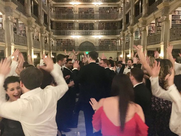 Tmx Kelton Peabody Library Baltimore 51 533062 Washington, DC wedding dj