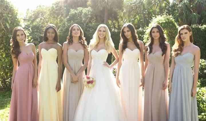 Lastrina Girls Bridal Salon