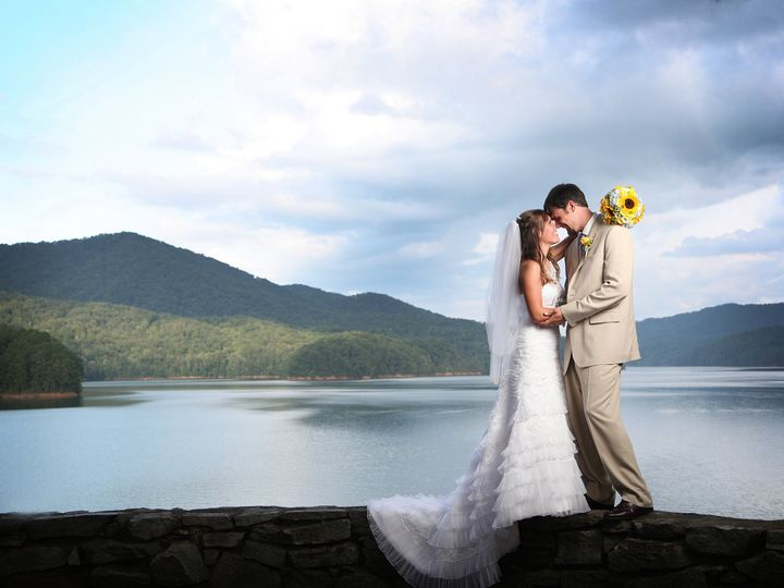 Tmx 1365387522445 Griggs Garland Wedding 328 Fontana Dam, North Carolina wedding venue