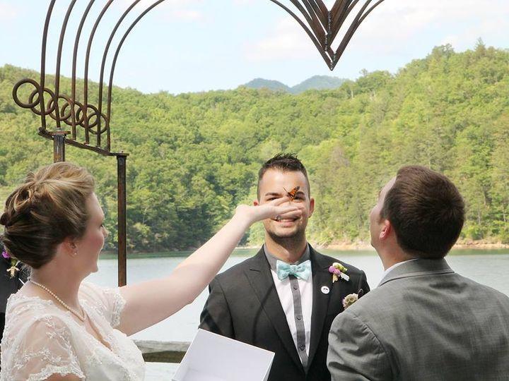 Tmx 1423688521389 Butterfly Release Fontana Dam, North Carolina wedding venue