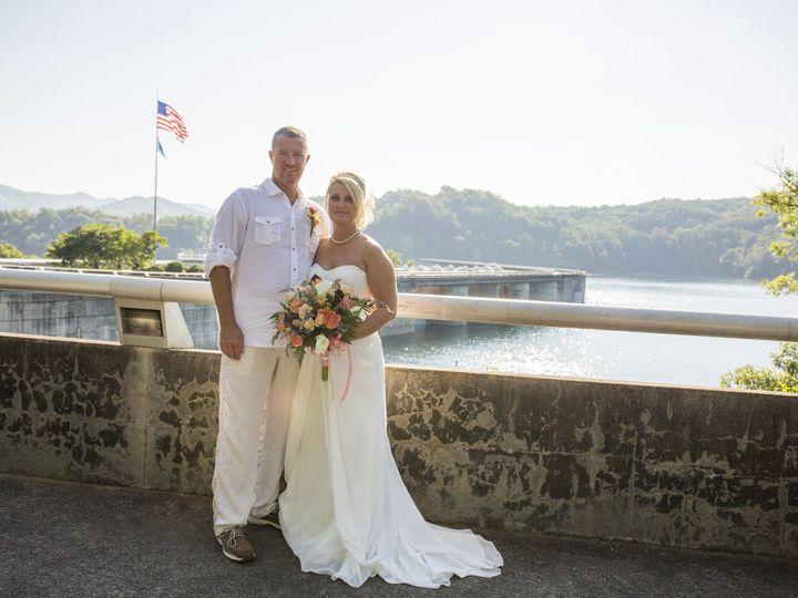 Tmx 1484685956339 Gregmelissa Wedding1 Dam Fontana Dam, North Carolina wedding venue
