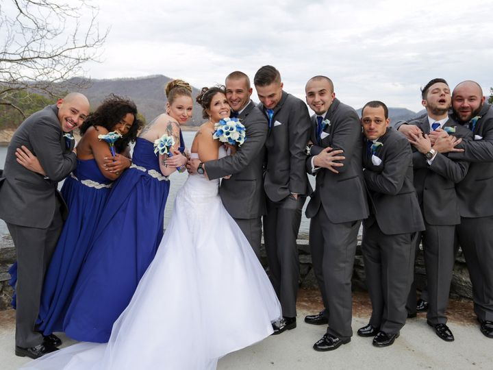 Tmx 1487868371000 Overlook Cold Fontana Dam, North Carolina wedding venue