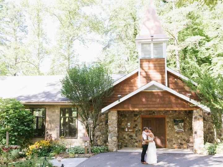 Tmx 1515776199 E40059bb25f76c63 1515776196 6d258afdc8b99e79 1515776201135 6 Chapel Top Pic Fontana Dam, North Carolina wedding venue