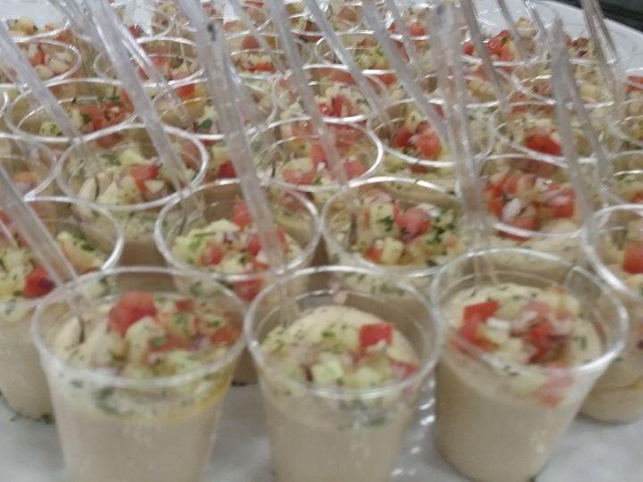 Hummus Cup