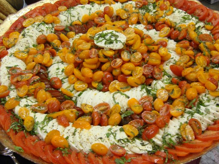 Tmx Caprese Platter 51 934062 Tecumseh, MI wedding catering
