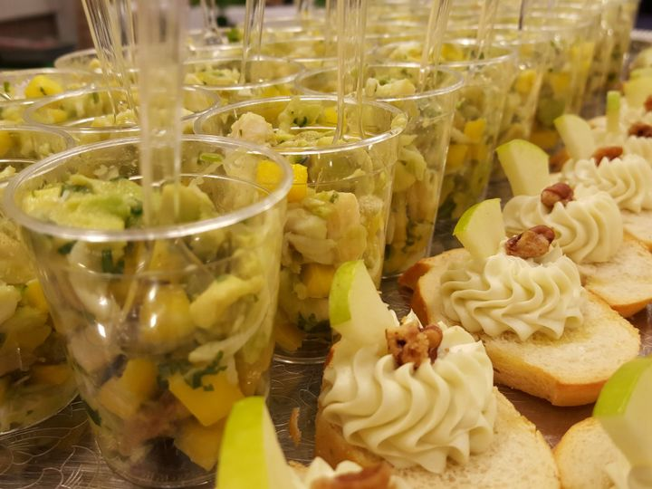 Tmx Hors D Oeuvres 51 934062 Tecumseh, MI wedding catering