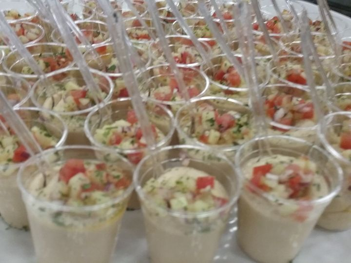 Tmx Hummus Shooter 51 934062 1562427793 Tecumseh, MI wedding catering