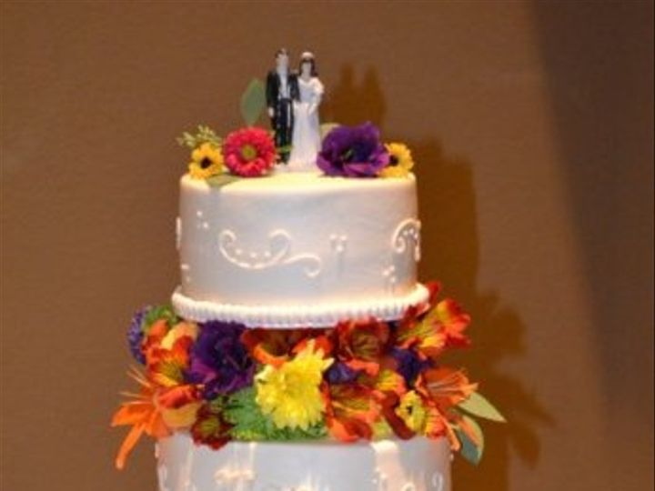 Tmx 1316048483423 DSC3657 Lenexa wedding cake