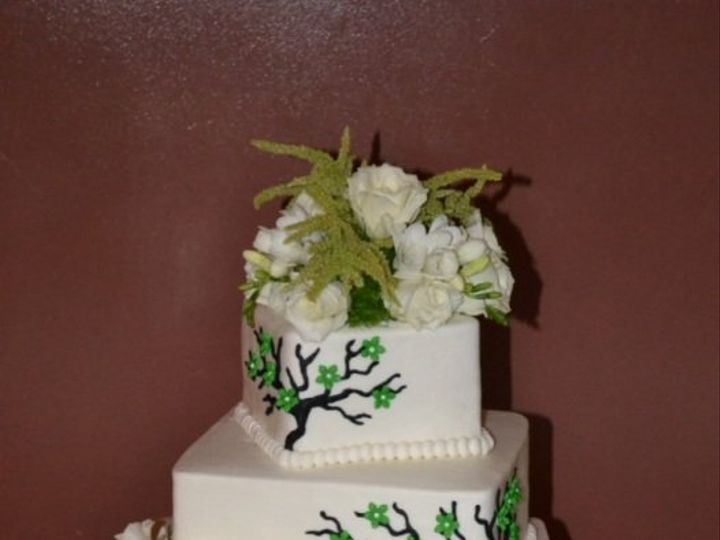 Tmx 1353774508888 DSC5796 Lenexa wedding cake