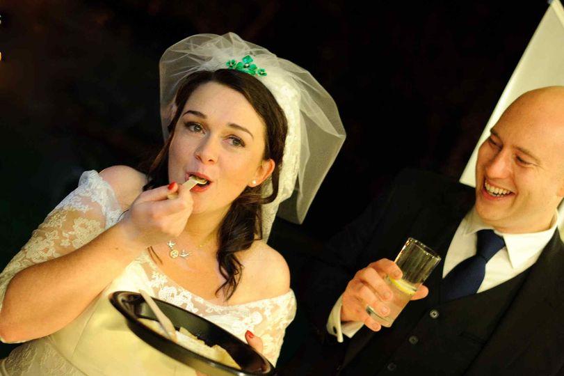 condensed bride