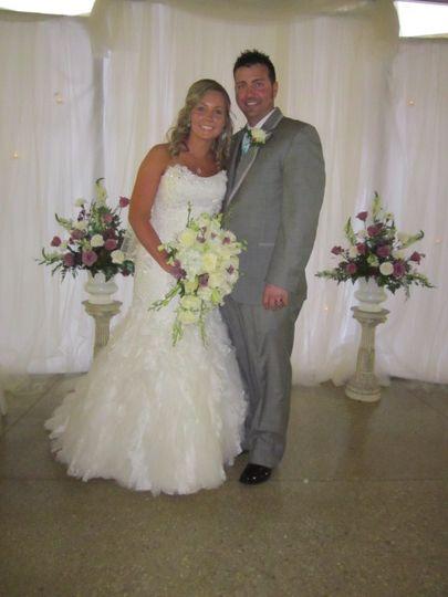 Brandon and Rachel
