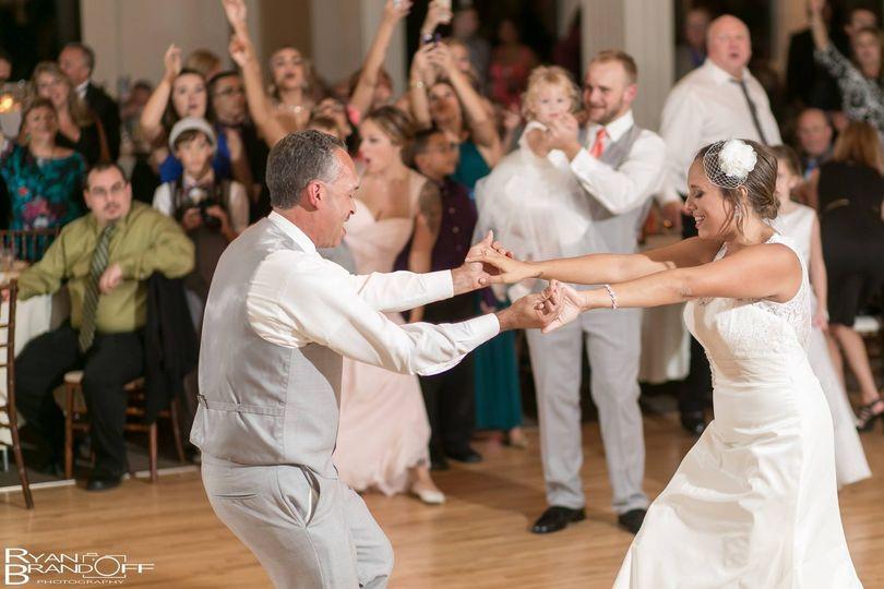 Dancing - Ryan Brandoff Photography