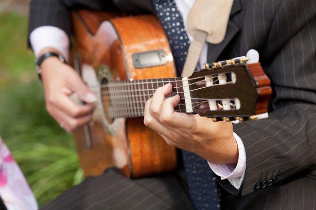 Wedding music guitar