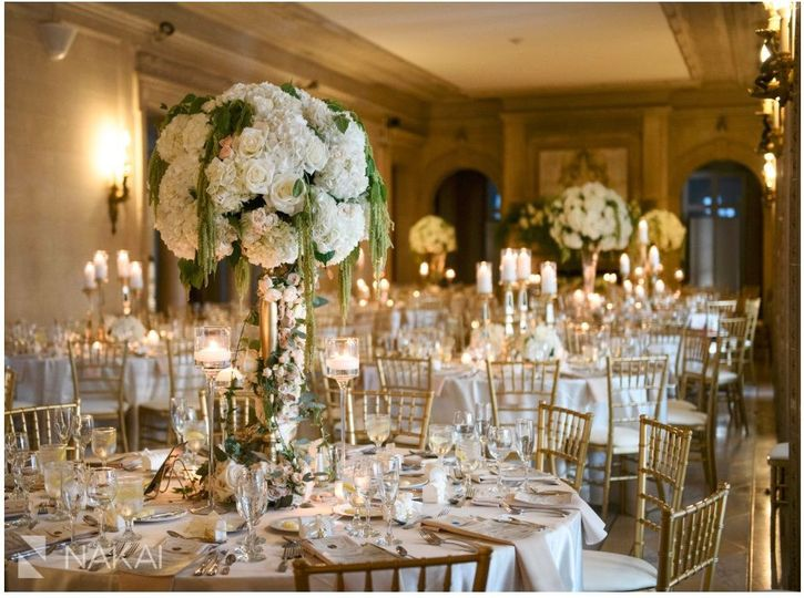Planning, Styling, Floral & Decor - Kensington Photo: Nakai Photography