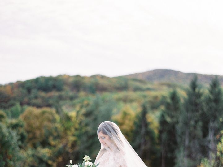 Tmx 1394564529985 Fall Wedding  Camping Editorial 001 New Milford wedding florist