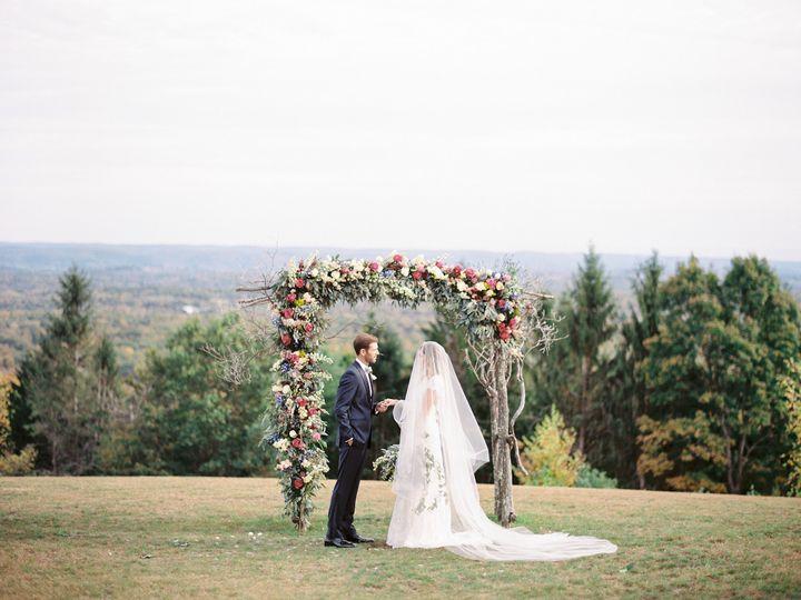 Tmx 1394564553285 Fall Wedding  Camping Editorial 004 New Milford wedding florist